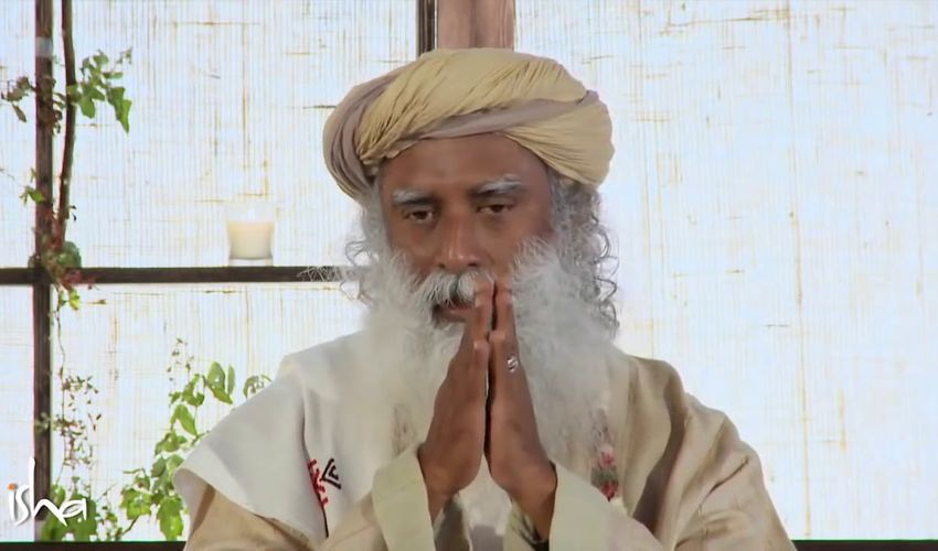 Медитации с Садхгуру