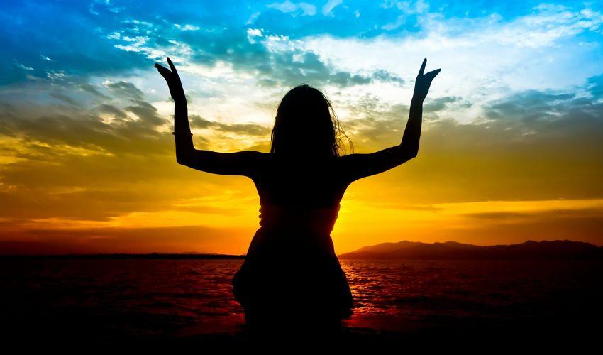 Медитация благодарности