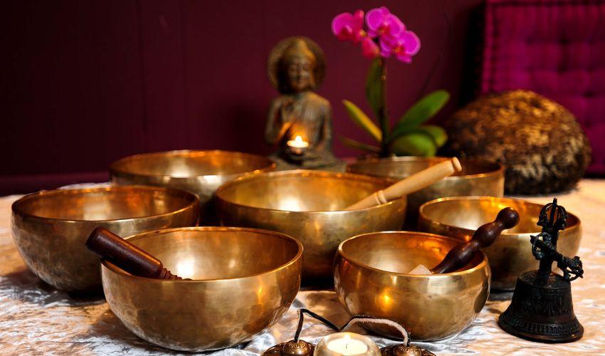 Медитация «Поющие чаши исцеления»