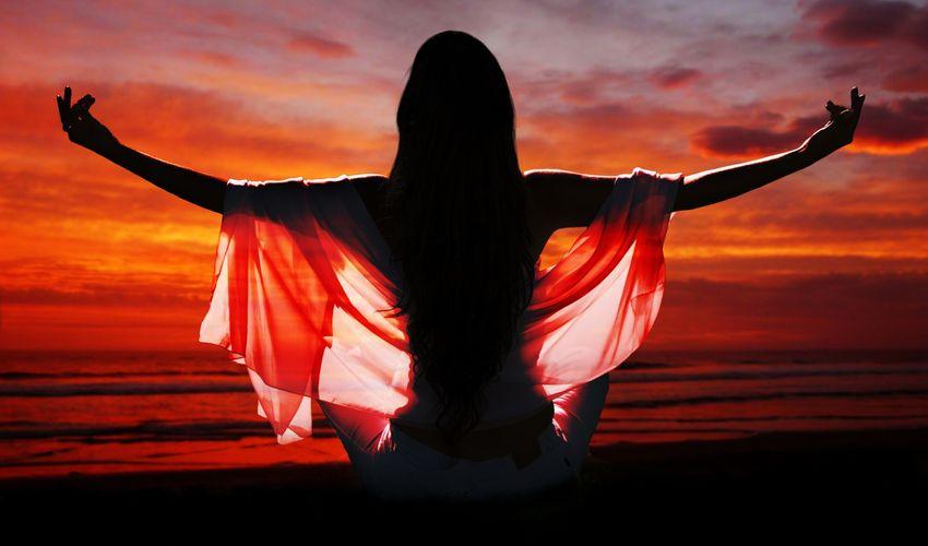 Медитация на счастье и любовь