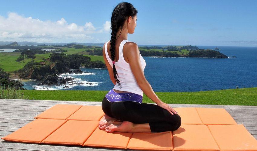 Медитации для похудения