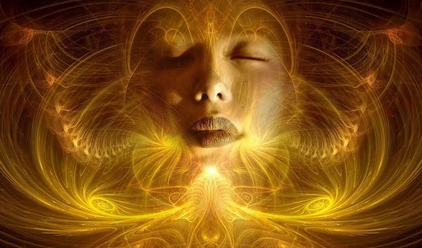 Медитация на женскую энергию