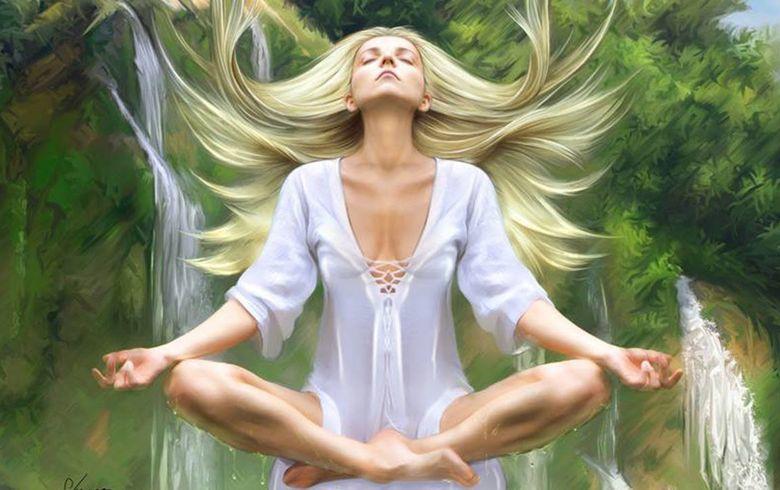 Медитация женственности