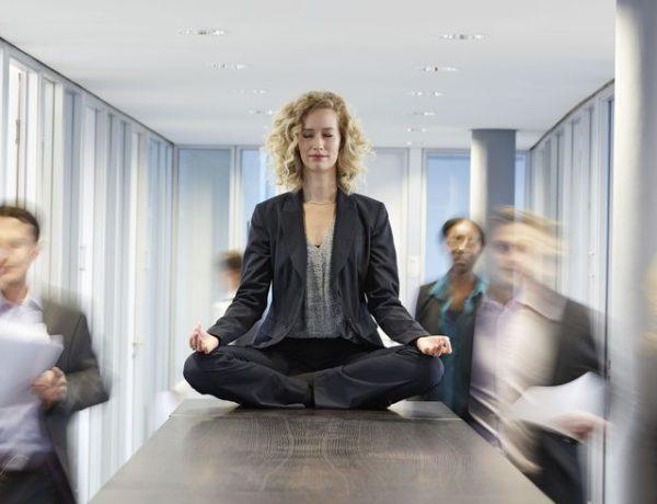 Экспресс–медитация