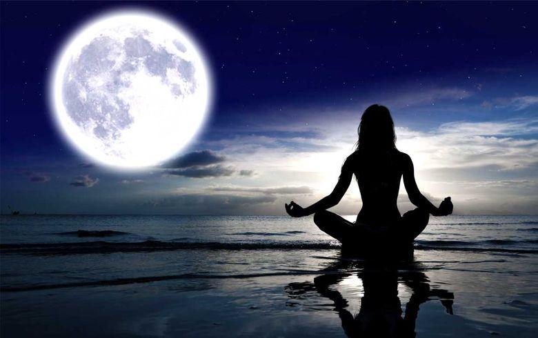 Медитация в полнолуние