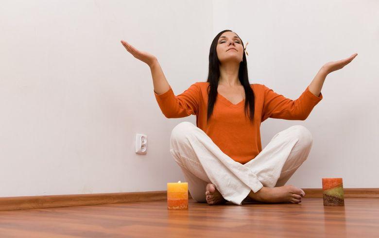 Медитация от ВСД Олега Сумарина
