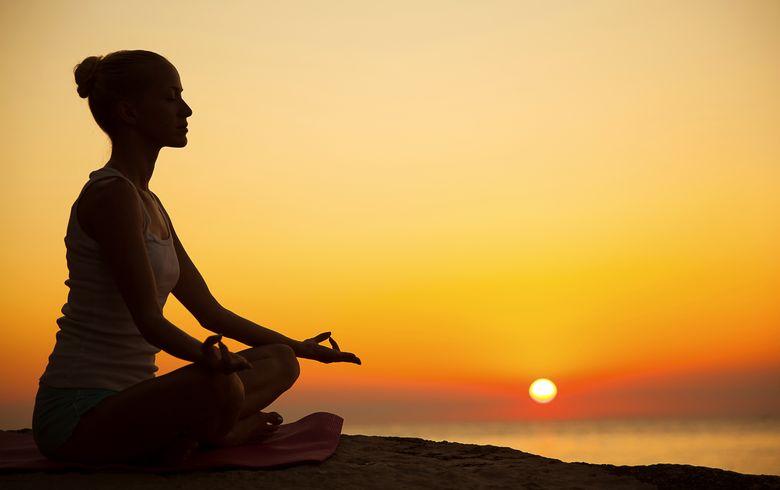 Медитация заземления